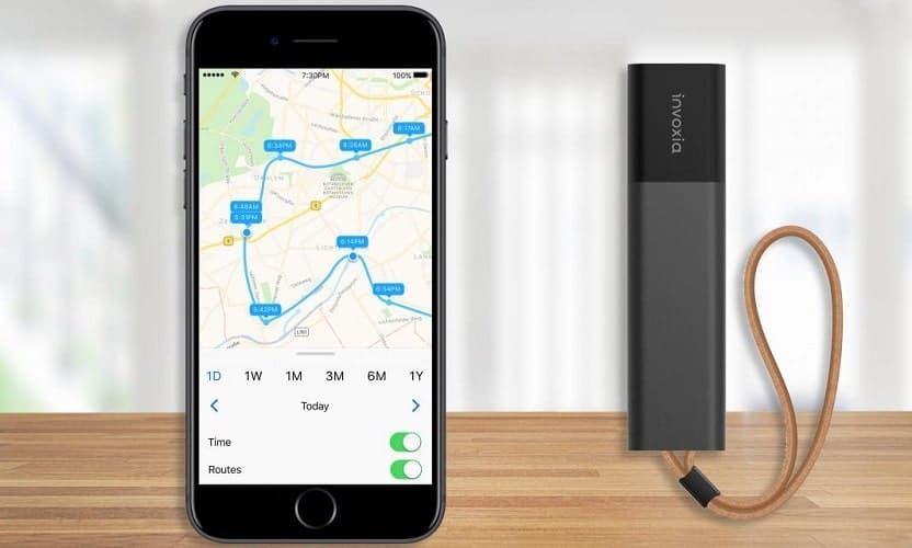 Invoxia Cellular GPS Tracker Review