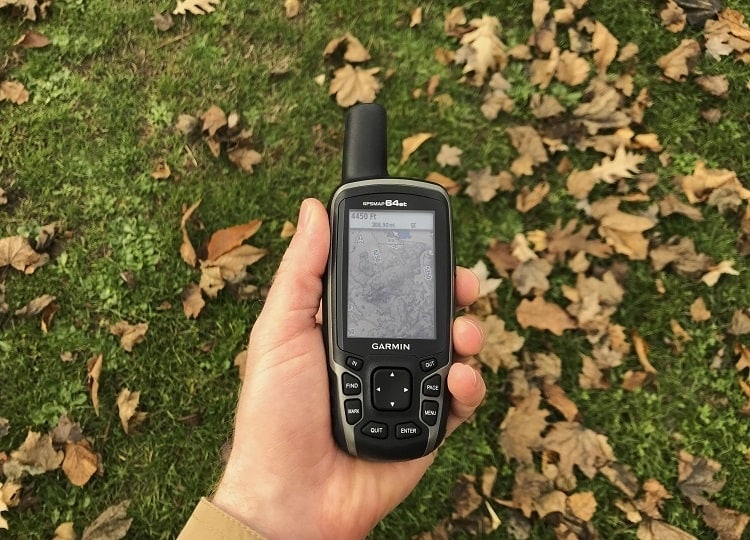 Garmin GPSMAP 64csx Review - Best Handheld GPS