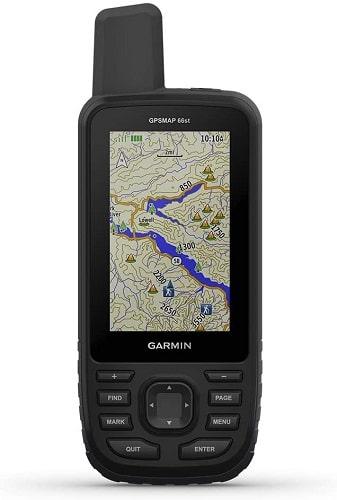 Garmin GPSMAP 66st GPS