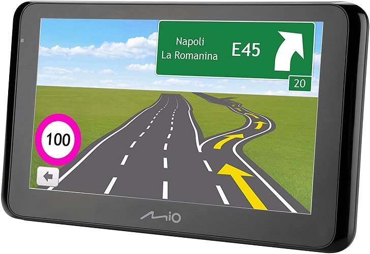 MIO Spirit 8670 LM FEU Car Navigation System Review