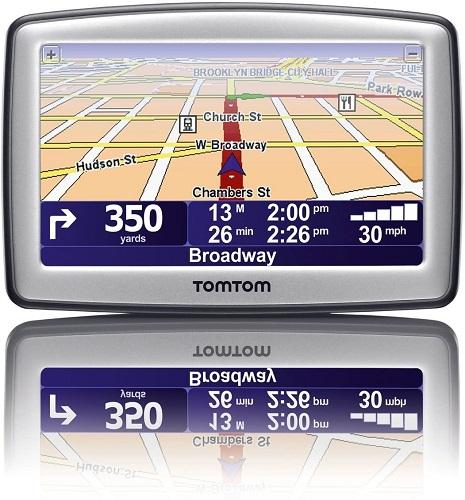 TomTom XL 325 SE 4.3