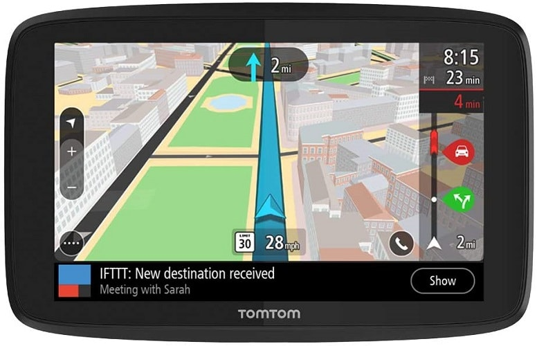 GPS TomTom 620 - 6 Inch GPS Navigation Device