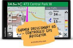 Garmin Drivesmart 65 Review - Controlled GPS Navigator