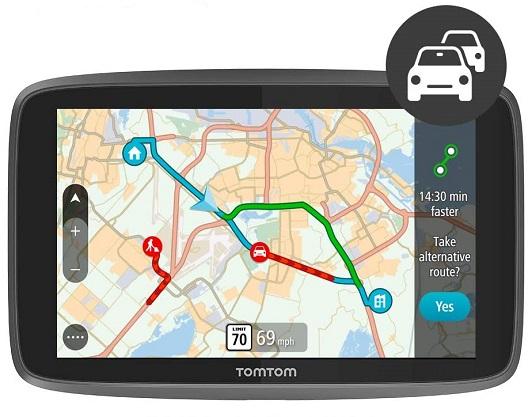 TomTom Trucker 620 6-Inch Gps Navigation