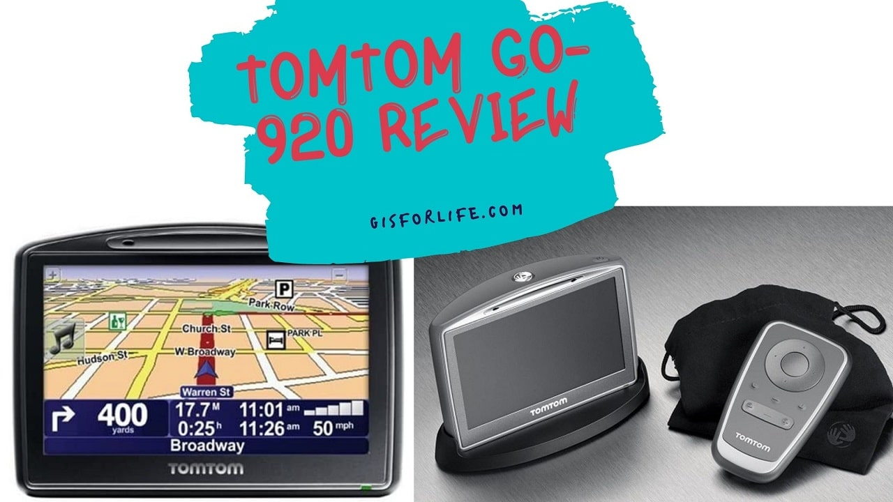 TomTom GO-920 Review