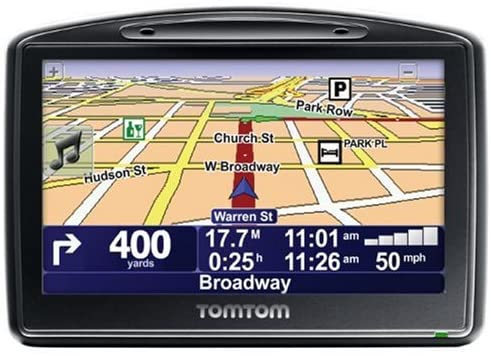 TomTom GO 920T Portable GPS Vehicle Navigator
