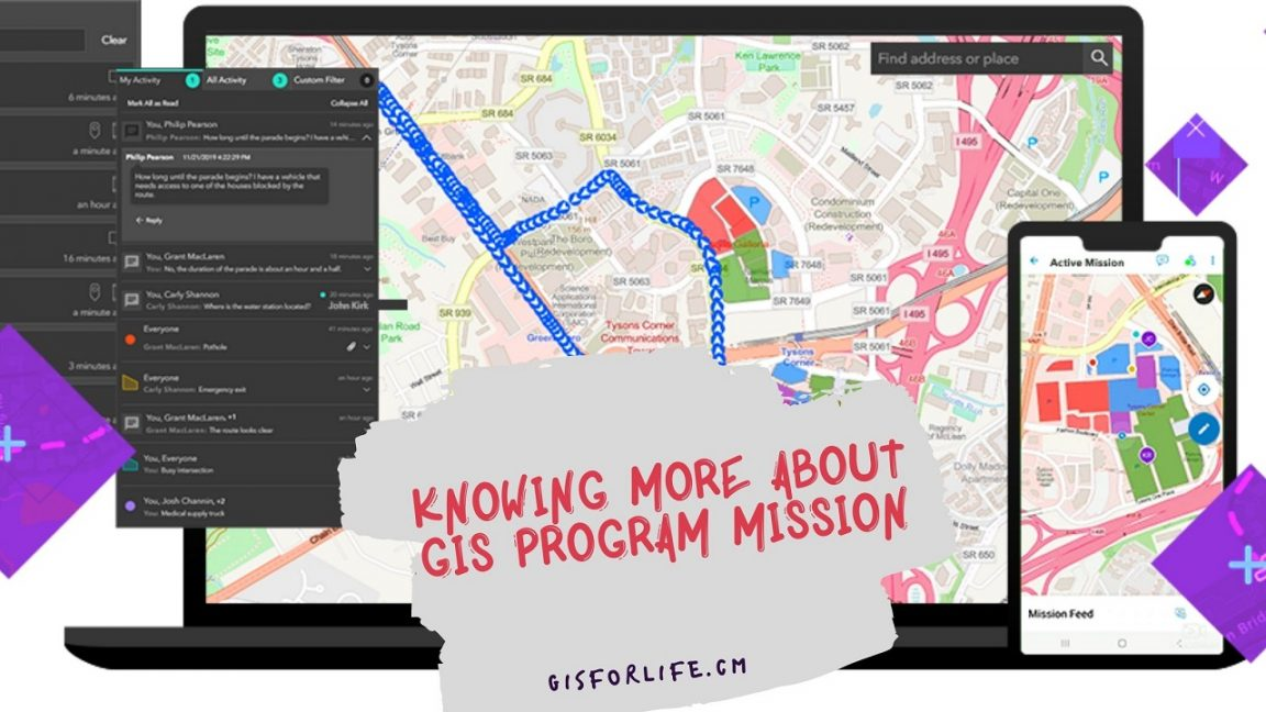 Knowing More About Gis Program Mission