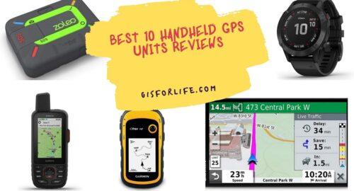 Best 10 handheld GPS units Reviews
