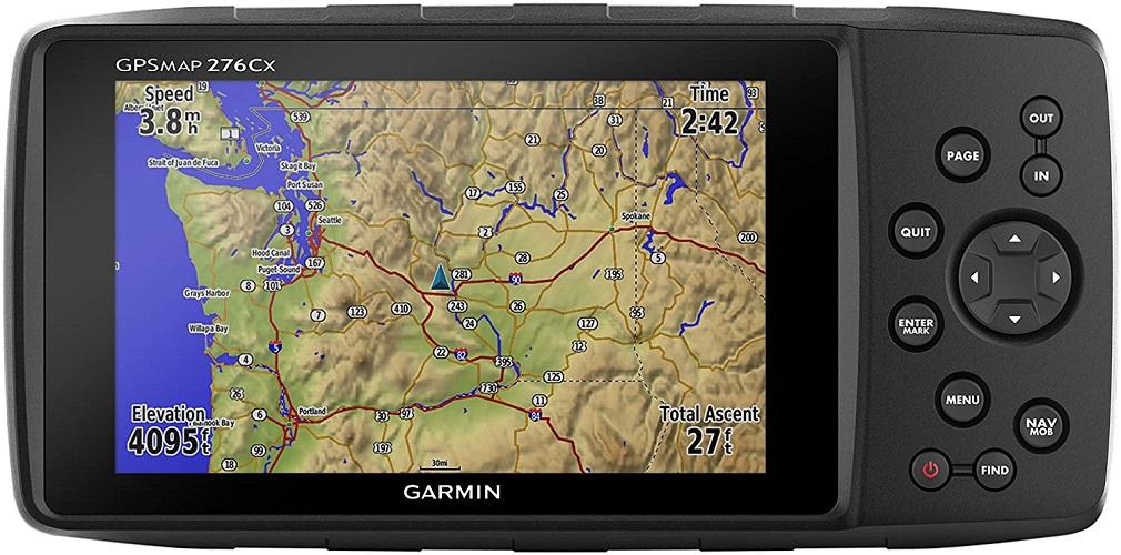 Garmin GPSMAP 276Cx GPS Receiver
