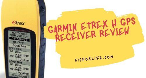 Garmin eTrex H GPS Receiver Review