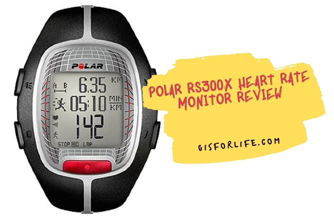 Polar RS300X Heart Rate Monitor Review