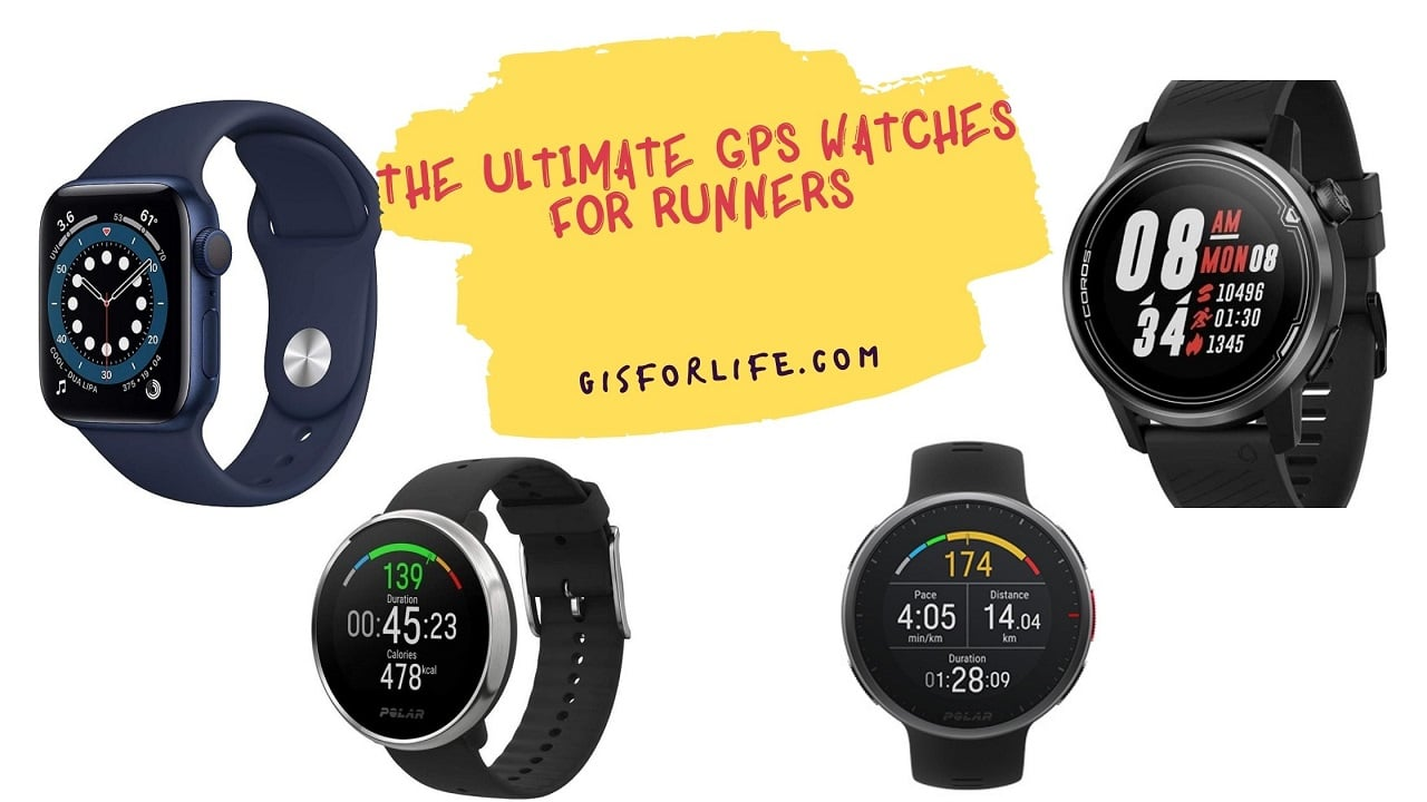 The Ultimate GPS Watches for Runners