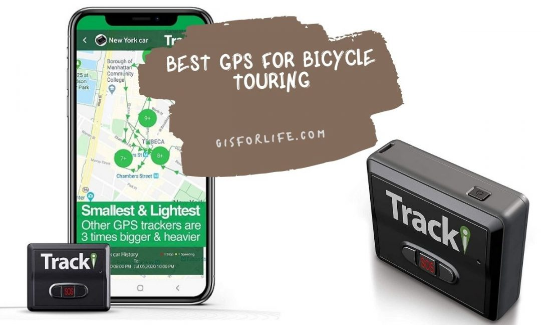 Best GPS for Bicycle Touring
