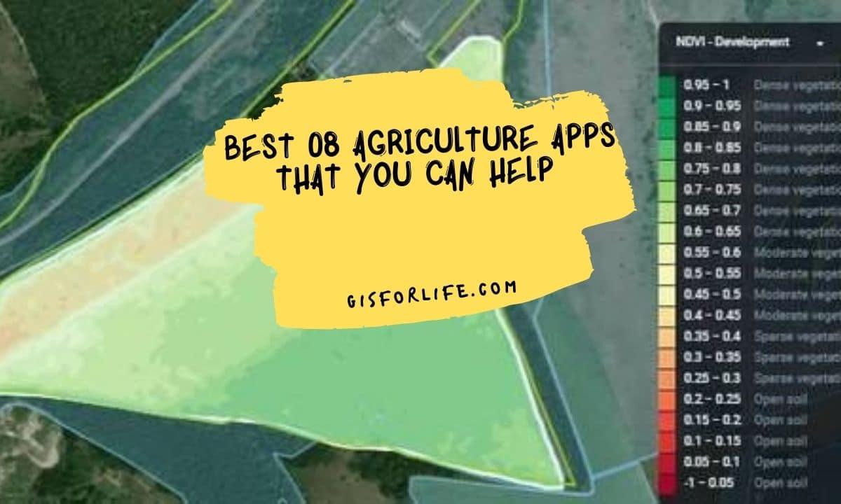 Best 08 agricultural applications That you Can Help
