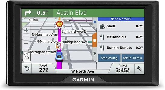 Garmin Drive 60 USA LM GPS Navigator System with Lifetime Maps